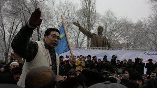 Борьба за будущее Казахстана