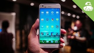 HTC One X9 Hands On!