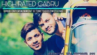 High Rated Gabru | Nawabzaade | Guru Randhawa |  Lean On Mashup by Raga