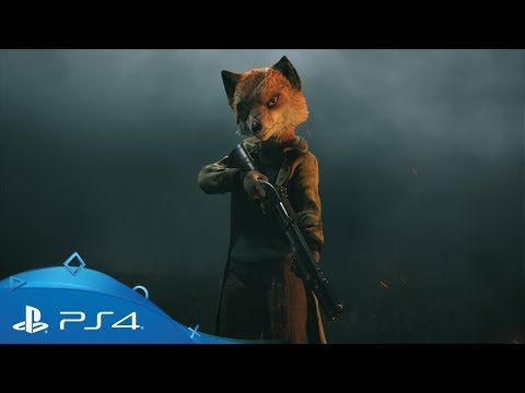 Mutant Year Zero: Road to Eden | Farrow Reveal Trailer | PS4 thumbnail