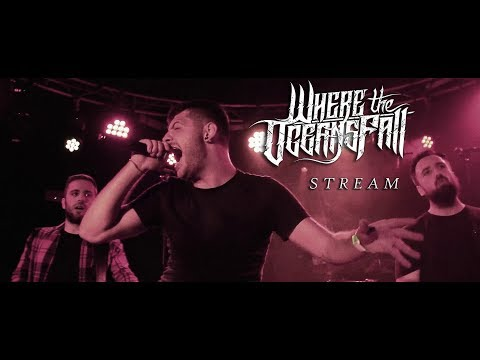 Where the Oceans Fall - Stream (OFFICIAL VIDEO) online metal music video by WHERE THE OCEANS FALL