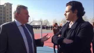 La Mission économique Belge Visite Un Temple Shaolin
