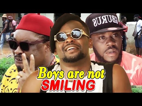 Boys Are Not Smiling 5&6 - New Movie - 2019 Latest Nigerian Nollywood Movie Full