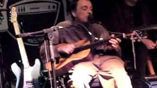 Vic Chesnutt and Elf Power at The Hope, Brighton, 26th March 09, vid 6