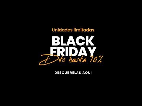 Black Friday Colchones Aznar