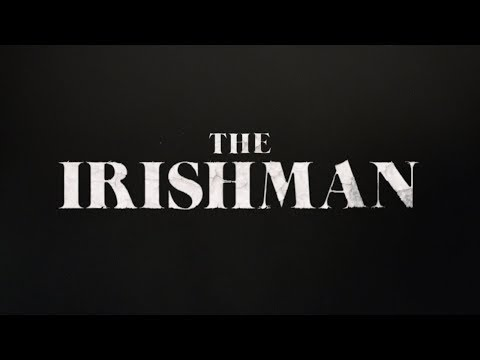 The Irishman trailer