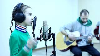 МОНАТИК - Вечность / MONATIK - Eternity / Cover By Daneliya Tuleshova