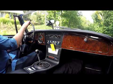 Video of '67 Austin-Healey 3000 Mark III BJ8 Offered by Autosport Designs Inc - M4NT