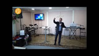 Воскресное служение проповедует пастор Сергей Толмачев