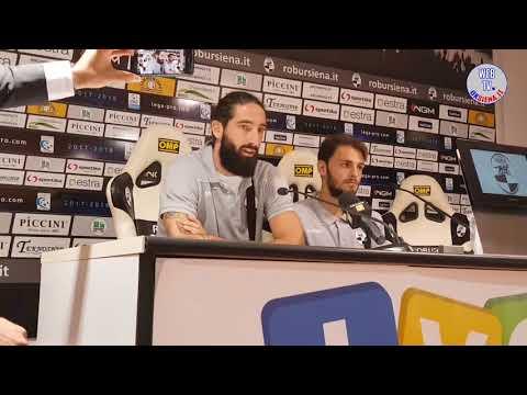 Robur Siena-Catania 1-0: Mignani, Lucarelli, Marotta e Panariello