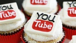 YOUTUBE CUPCAKES - NERDY NUMMIES thumbnail