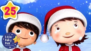 Christmas Songs for Kids | Christmas Carols | We Wish You A Merry Christmas | Little Baby Bum