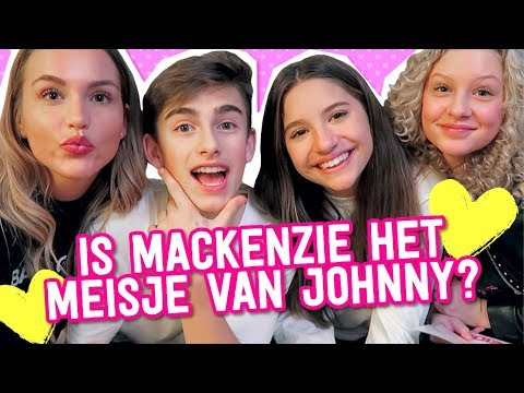 IS MACKENZIE ZIEGLER JOHNNY ORLANDO'S GIRL? | MEIDEN magazine