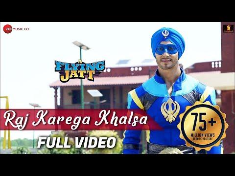 Raj Karega Khalsa - Full Video | Tiger S, Jacqueline F | Daler Mehndi, Navraj Hans | Sachin-Jigar