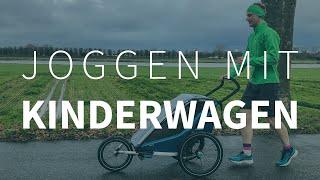 Joggen mit Kinderwagen: Tipps für laufbegeisterte Eltern