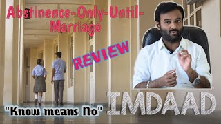 "Imdaad Short Film Review | Mayilvanan | Tamil | Sex Education ""Know means No"""