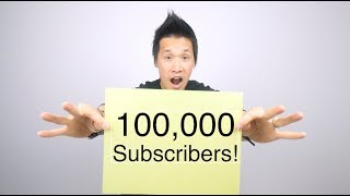 100,000 Subscriber Giveaway + Burrfection Knife Update