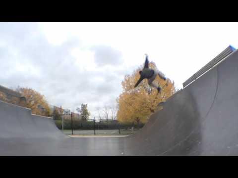 Highlandpark skatepark 2015