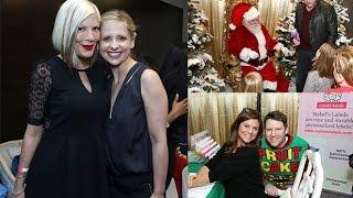 Santa's Secret Workshop Benefiting LA Family Housing (06.12.14)