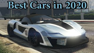 GTA 5 - Fastest Cars For Racing in 2020 (All Classes)