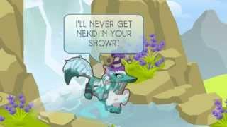 AJMV~ Never Get Naked in Your Shower!
