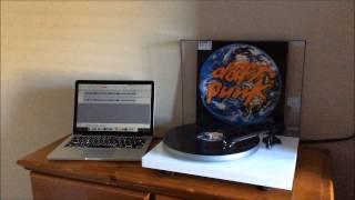 """Digitized Vinyl: Daft Punk - Around The World 12"""""""