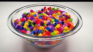 Sorting 1,296 Toy Bricks By Color • Live