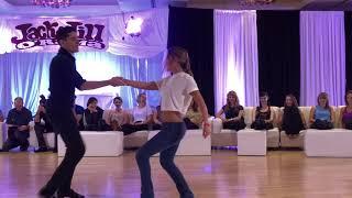 Jesse Lopez & Lindsay Mistretta Jack & Jill O'Rama All Stars JnJ Finals