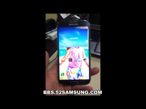 Watch This Video That Purports To Show Off The Samsung Galaxy S IV