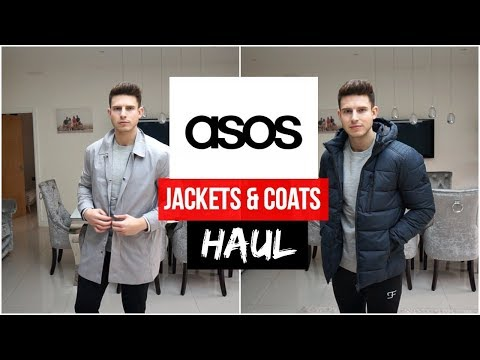Huge Asos Jackets & Coats Haul | Men's Autumn Fashion