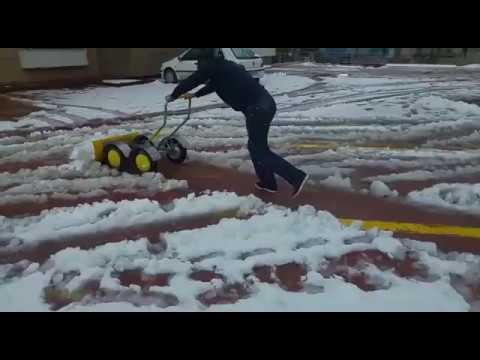 Kar Küreme Makinası, Kar Temizleme Makinası, Kar Süpürme