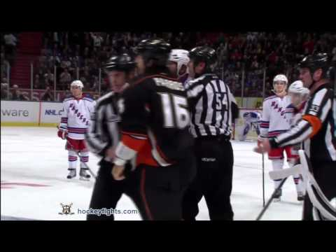 Michael Rupp vs George Parros