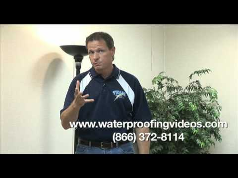In addition to being a basement waterproofing expert, Larry Janesky is also a basement finishing expert. With over 22 years of experience in the field, it's obvious that he has the answers to your problems. If you are wondering what materials you should use when you are finishing a basement, you have found the right video.