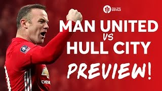 Video Manchester United Vs Hull City | PREVIEW
