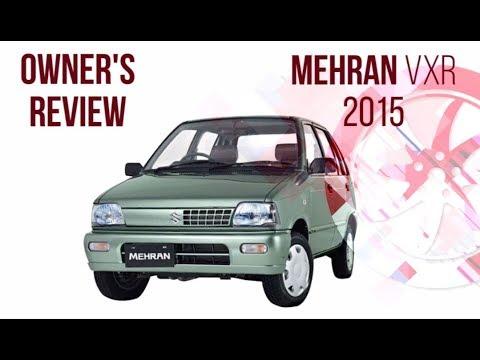 Suzuki Mehran VXR Euro II 2015 - Owner's Review