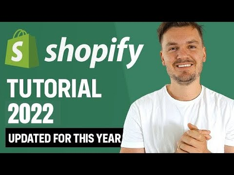 Shopify Tutorial 2021 For Beginners (Step-By-Step EASY Shopify Guide)