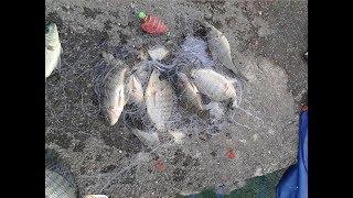 Рыболовная сетка с кормушкой как сделать
