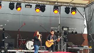 Video Live Dušan Talaš a Werr Fíziková akustik