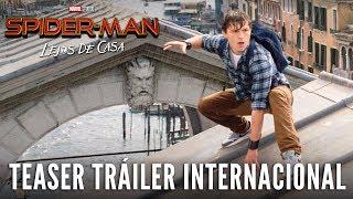 Trailer of Spider-Man: Lejos de Casa (2019)