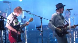 Arcade Fire   Electric Blue  First Time played Live Milano Ippodromo 17/7 2017