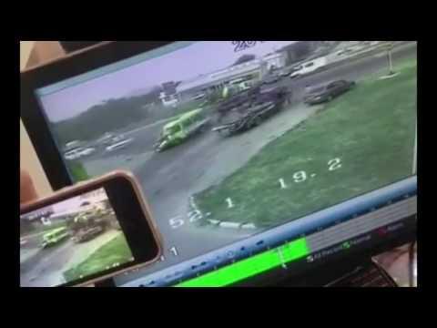 Погибло три пассажира маршрутки под Пятигорском