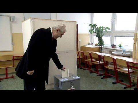 La República Checa elige a su tercer presidente