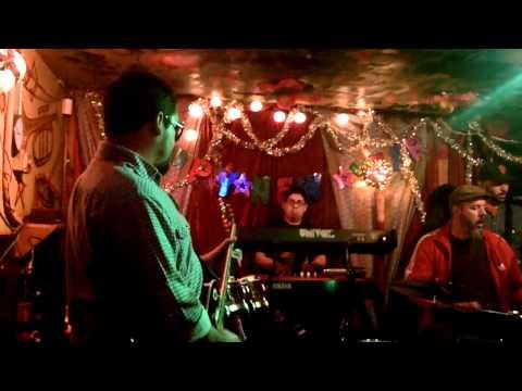 Money Chicha, Austin's first Chicha Group, Performs at Sahara Lounge