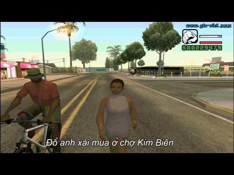Anh Không Đòi Quà (Lyric) - GTA SA Online Version