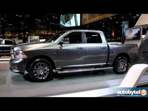 Ram 1500 Takes Autobytel's Truck of the Year Award