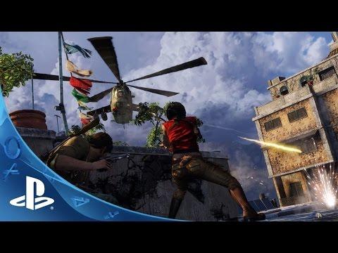 Видео № 2 из игры Uncharted: Натан Дрейк. Коллекция (Б/У) [PS4]