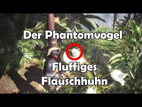 Monster Hunter World: Der Phantomvogel | Ich werd wahnsinnig - Trophäe [German/Deutsch] [HD]