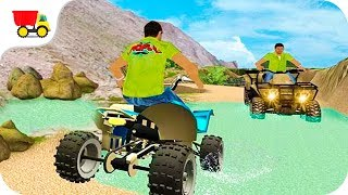 Bike Racing Games - Quad Bike OffRoad Mania 2017 - Gameplay Android & iOS free games