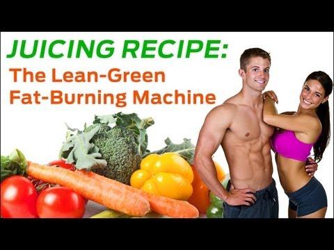 Video Juice Recipe to Burn Fat TWICE As Fast