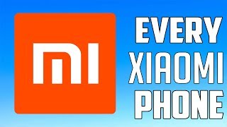 Every Xiaomi Phone Launched in India